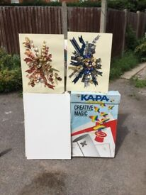 KAPA FOAM BOARDS FOR CRAFTS AND PRESENTATIONS