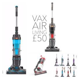 Free delivery vax air pet bagless upright vacuum cleaner Hoovers RRP £199