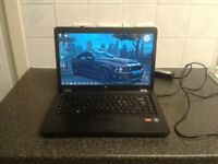 VERY FAST ONE OF A KIND HP CQ56 AMD PHENOM II DUALCORE 2.8 GHZ X2 WIN 7 15.6LED 6GB DDR3 320GB HDD
