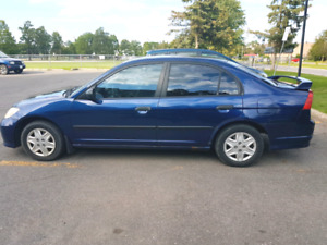 GOOD CONDITION  05 CIVIC SEDAN