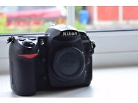 Nikon D200 - Very good condition, boxed, memory card, <18k actuations - £115