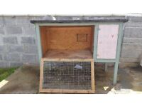 Large rabbit hucth for sale