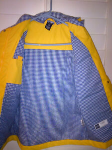 $18 Kids GAP Raincoat Size S (5-6) in MINT CONDITION!