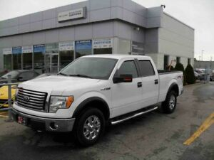 2010 Ford F-150 4WD SUPER CAB 145'' WB VITRE COULISSANTE ARRIERE