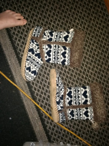 Moccassin Slippers