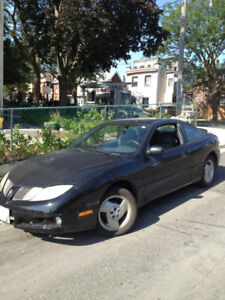 2003 Pontiac Sunfire Coupe (2 door)