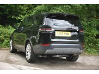 Land Rover Discovery SD4 SE (black) 2017-04-26