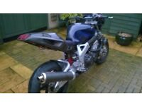 HONDA FIREBLADE CBR900RRX 918 1999 CARBON STREETFIGHTER SWAP PART EXCHANGE