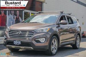 2015 Hyundai Santa Fe XL LUXURY | 7 SEATER | AWD | HEATED SEATS