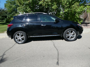 2011 Nissan Murano LE AWD |Fully Loaded|NAV|Leather|LOW Km