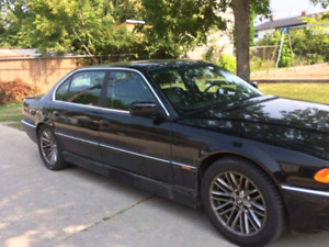 1998 bmw 7 series **SAFTIED!**