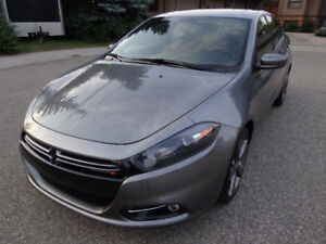 2013 Dodge Dart Rallye 2.0L, GREAT SHAPE, LOW KM, NO GST