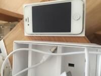 iPhone 4 with box charger and instructions