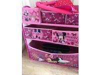 Minnie Mouse organiser