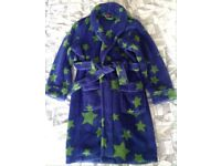 JOHN LEWIS: Dressing Gown Age 10 years