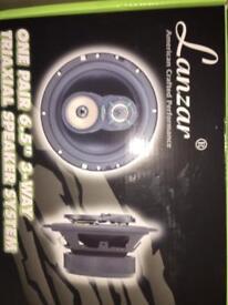 """17cm door 6,5"""" car speakers."""