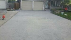 SPECIAL **STAMPED CONCRETE** Free quote