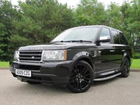 2009 Land Rover Range Rover Sport 2.7 TD V6 S SUV 5dr Diesel Automatic (271