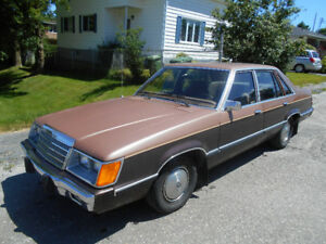 Ford LTD (Mid-Size) Brougham 1983 (Fox Body)