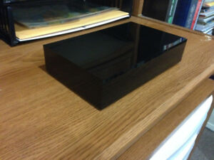 LaCie N2870 Desktop External HDD - 1 TB - With Power Adapter