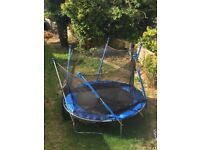 Trampoline for sale due to move