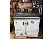 Rayburn Regent Solid Fuel Cooker