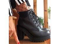 Doc Marten Ladies Size 6 - £60