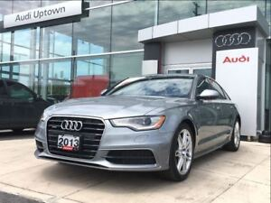 2013 Audi A6 2.0T Premium (Tiptronic) (STD is Estimated)