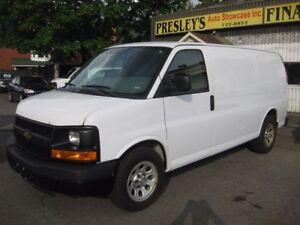 2011 Chevrolet Express 1500 Cargo Van, 6cyl, A/C