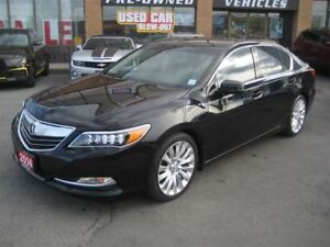 2014 Acura RLX Tech Pkg | P -AWS | NAVIGATION | COLLISION WARNIN