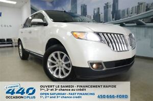 2014 Lincoln MKX | AWD, CUIR, TOIT, NAVIGATION