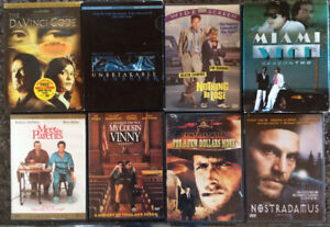 Several DVD movies that will surprise you!