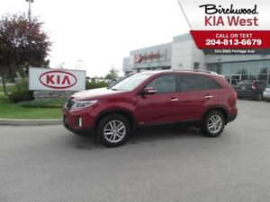 2015 Kia Sorento LX *BLUETOOTH/ HEATED SEATS/ ALL WHEEL DRIVE*