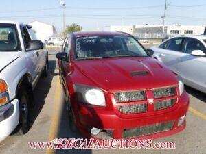 2008 DODGE CALIBER SRT4 4D HATCHBACK SRT4