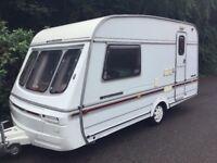 Swift challenger 400se caravan