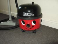 Henry Vacuum cleaner (Unfurbished) HEAVY DUTY COMMERCIAL 1100watts (Ultimate Power) A1 Cond. £70.00.