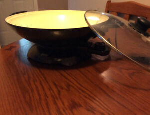 Wok, only used twice