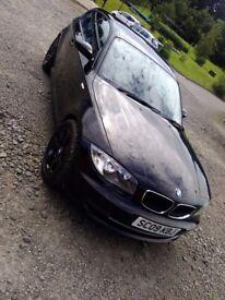 BMW 116i 2009 low mileage