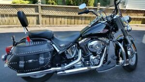 Harley Davidson heritage soft tail. Low km