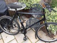 """Men's 22"""" Townsend bike bicycle. Free delivery"""