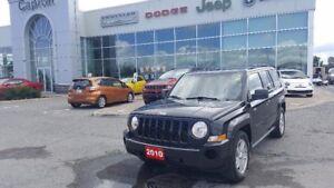 2010 Jeep Patriot North