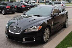 2010 Jaguar XF XFR / XF / SUPERCHARGED / NAVIGATION / BACKUP