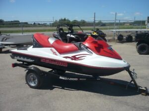 2006 Sea-Doo Wake 155 EFI 4-stroke 3 seater for sale!