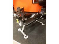 ESCAPE THERA KRUNCH BENCH FORSALE!!