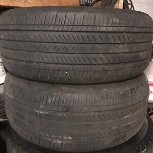 215/50R/17 BOTH TIRES FOR 100$