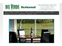 Chef, Del Verde - Roundhay