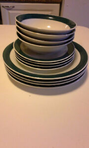 Set of 4 Dinner Settings for Sale-Price Lowered