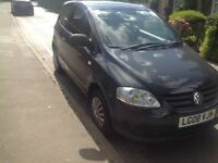 Vw fox 1.2 2008 very low miles hpi clear 2 owners absolute bargain £950