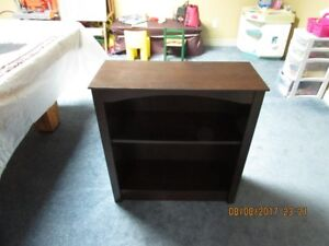 BOOK CASE, TABLES, PICTURE, MIRROR, BEDDING, MORE