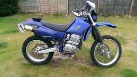 Yamaha TTR250 Blue